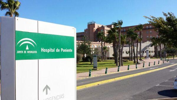 Cuatro mujeres heridas en una colisión múltiple en La Mojonera