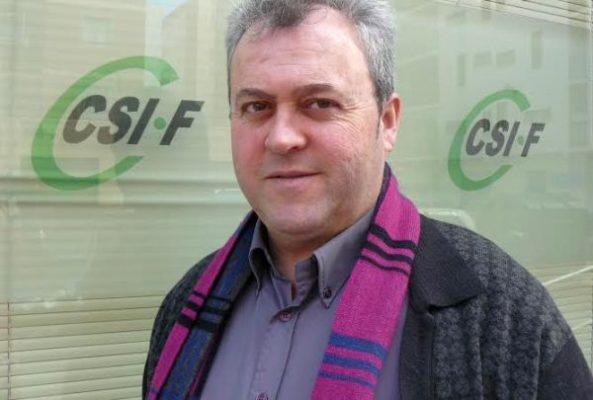 Juan Fernández CSIF