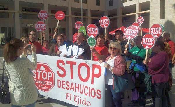 Stop Desahucios El Ejido