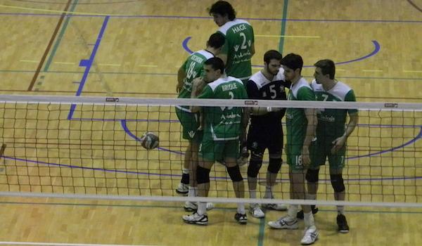 Voleibol Almería Copa del Rey