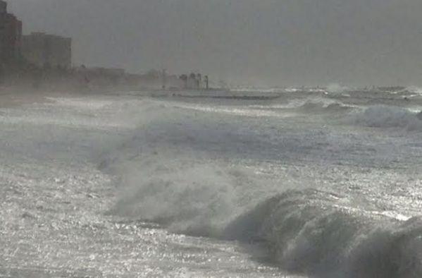 Viento costero