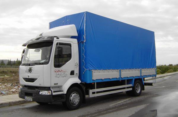 camión de 3.500 kilos