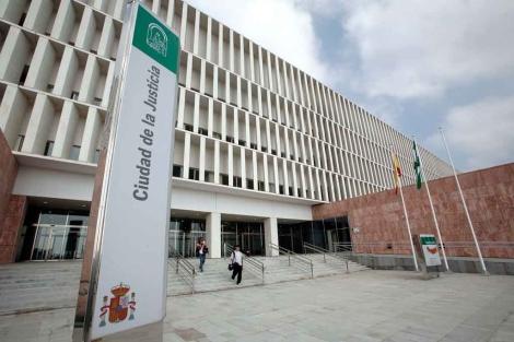 Ciudad de la Justicia Málaga