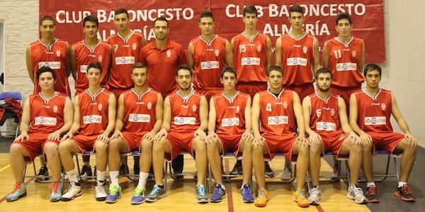 Baloncesto cantera Campeonato de Andalucía