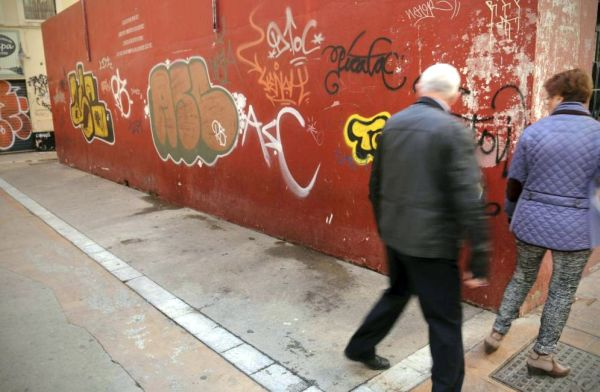 Calle Trajano Almería