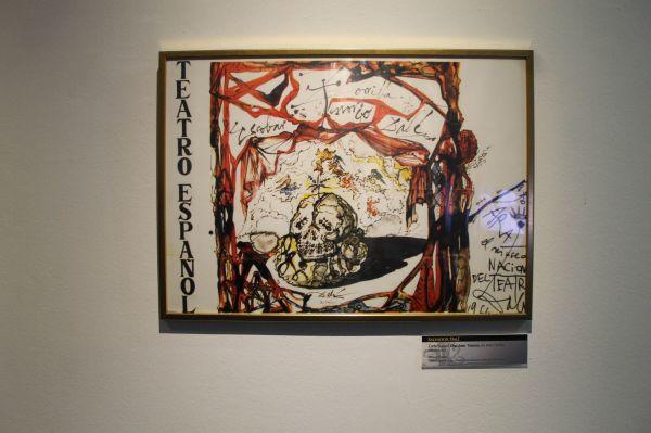 Cartel Salvador Dalí