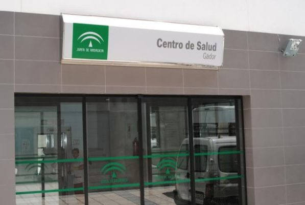 Centro salud Gádor