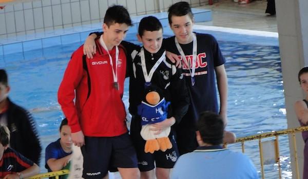 Natación El Ejido Campeonato de Andalucía