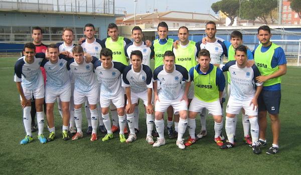 Fútbol Universidad de Almería