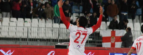 De Marruecos en la UD Almería Liga BBVA