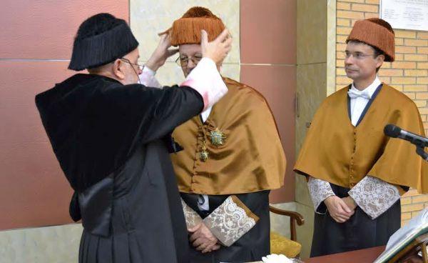 Investidura honoris causa