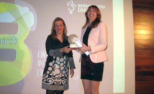 María Isabel Fernández y Sonia Ferrer