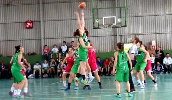 Baloncesto Femenino Almería