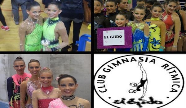 Gimnasia Rítmica en Andalucía