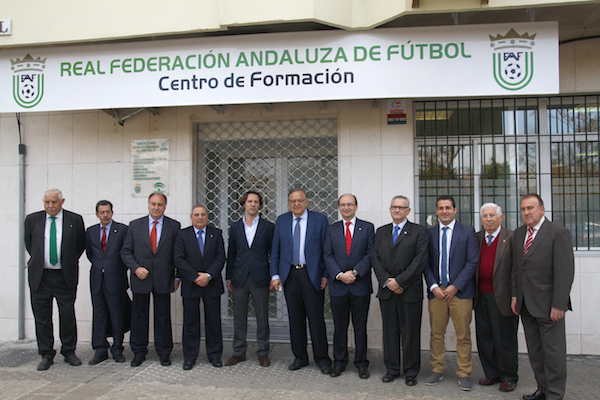 Fútbol Andalucía