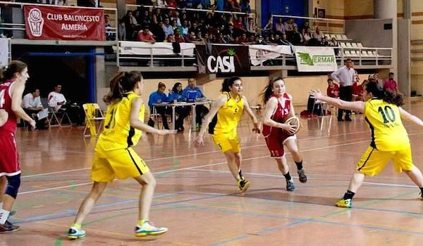 Baloncesto femenino Primera Nacional