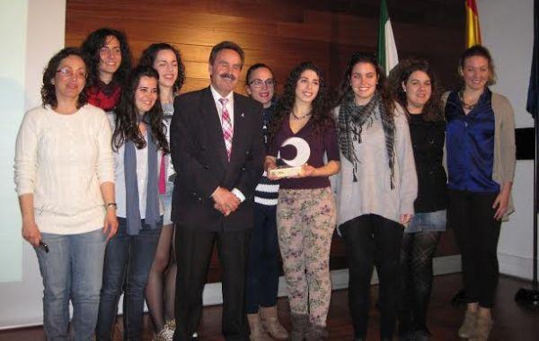 Tuna Universitaria de Almería y delegado de Salud