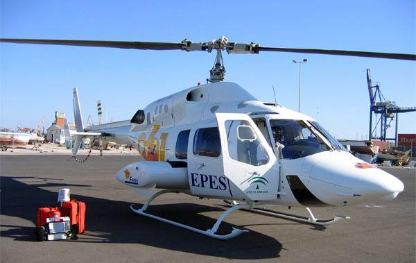 helicoptero 061