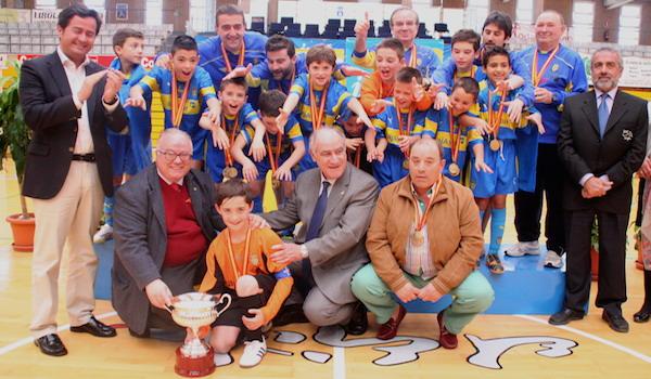 Fútbol sala en Almería