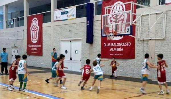 Baloncesto basket también de Granada