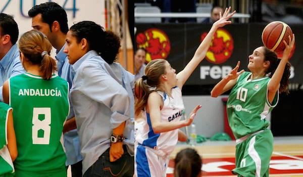 Cajamar CB Almería baloncesto