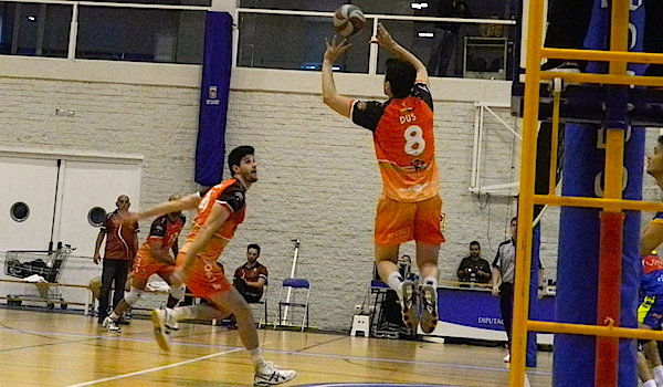 Superliga Unicaja Almería Voleibol