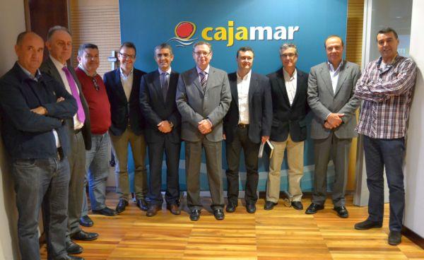Foto familia organizadores Jornadas Agricultura Familiar Almería 040414