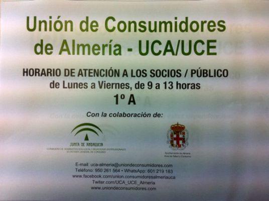 Unión de Consumidores Almería UCA