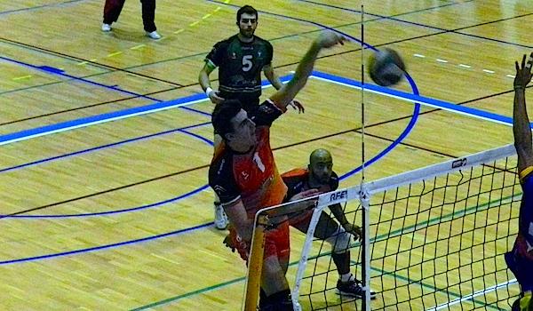 Unicaja Almería Superliga Voleibol