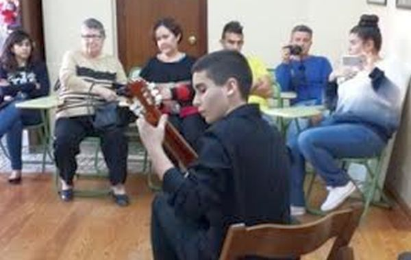 Muestra musical