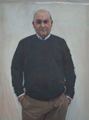 Pepe Bernal,  por Ibáñez
