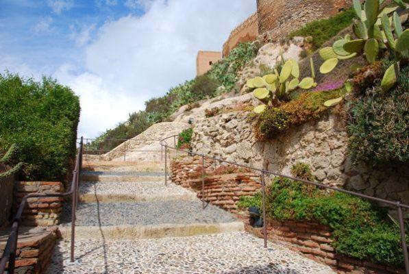 Rampa Alcazaba