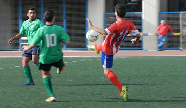 Fútbol modesto y humilde