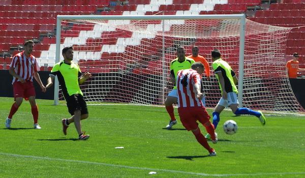 Fútbol y solidaridad con la cárcel