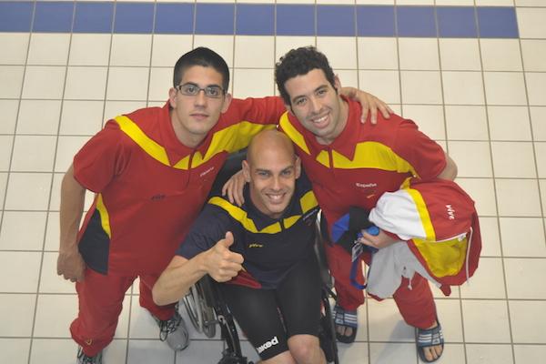 Natación Almería Deporte Adaptado
