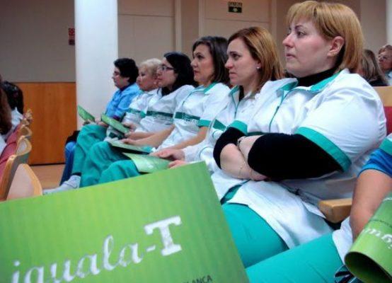 Programa Iguala-T de la Asociación Almeriense Verdiblanca
