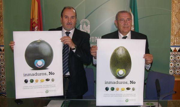 Jose M. Ortiz y Fco Góngora Hortyfruta