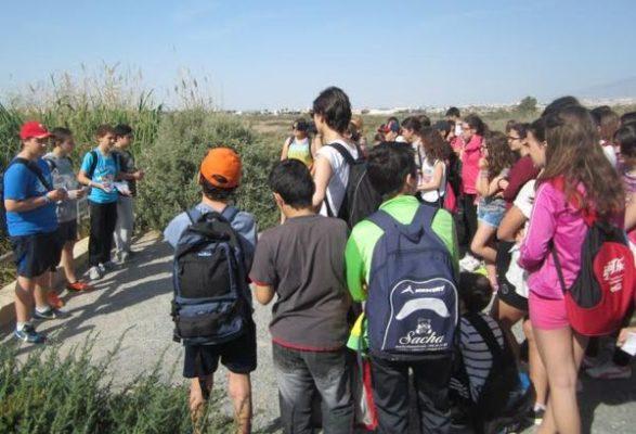 Visita a la Ribera de la Algaida