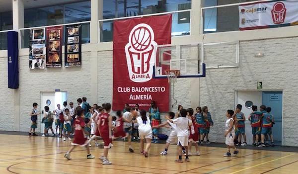 Baloncesto torneo base minibasket e infantil