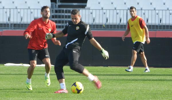 UD Almería Liga BBVA Oviedo Segunda B
