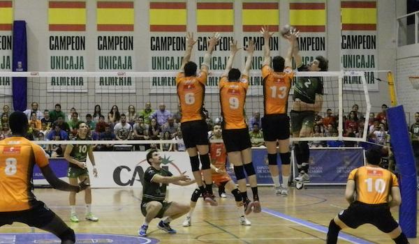Hage remate en la final contra Teruel