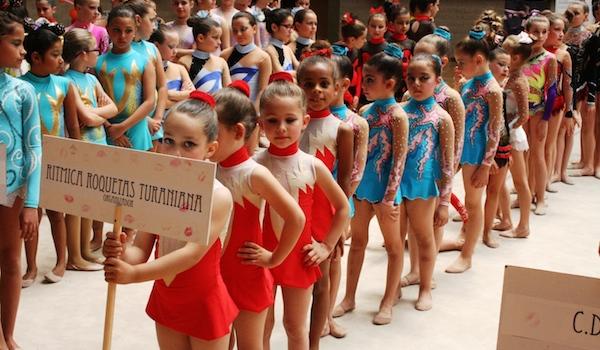 Club gimnasia r tmica roquetas de mar archives almeria 360 for Gimnasio 360 roquetas de mar