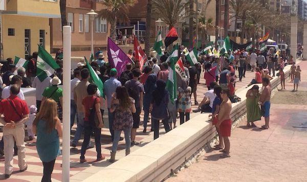 Primero de Mayo en Almería