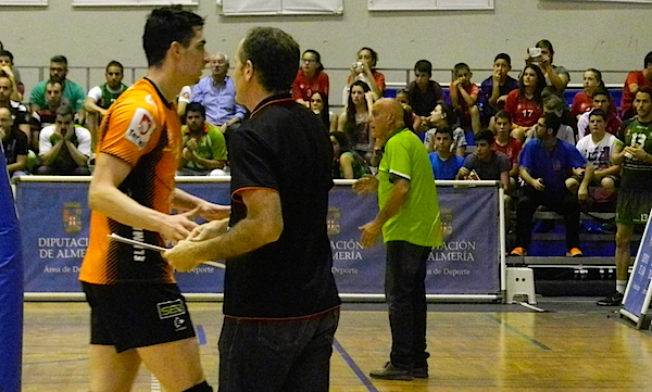 Superliga Voleibol Unicaja Almería CAI Teruel