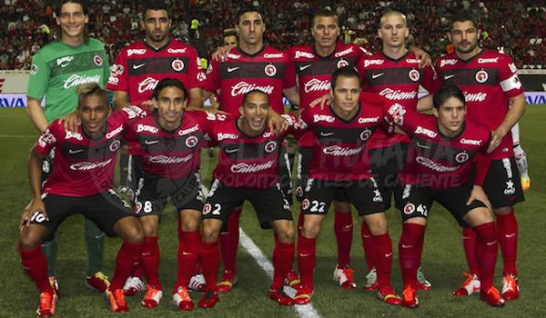 UD Almería Liga BBVA México