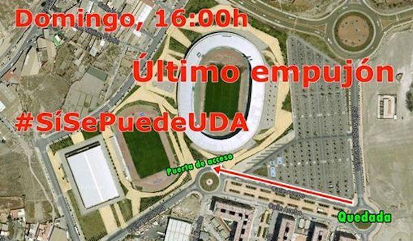 UD Almería Liga BBVA estadio