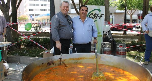 Almería Fiesta del Trabajo
