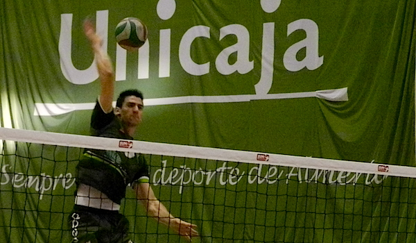 Final Superliga Voleibol Unicaja Almería CAI Teruel