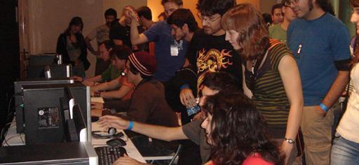 concurso videojuegos