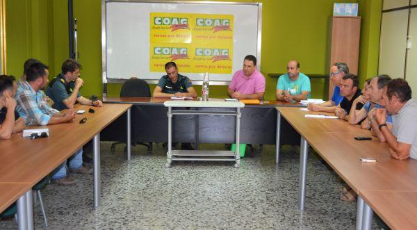reunión equipos roca - coag
